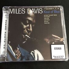 Miles Davis Kind of Blue Hybrid Stereo SACD CD Limited No. Edition