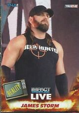 James Storm 2013 Impact Wrestling Live Reality Trading Card #44 TNA
