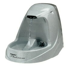 Drinkwell Dog Cat Pet Platinum Water Fountain 168 oz