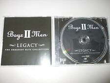 Boyz II Men - Legacy (Greatest Hits Collection (Best Of) (CD) 15 Greatest Hits