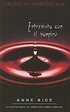 Entrevista con el Vampiro by Anne Rice (2009, Paperback)