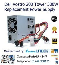 Dell Vostro 200 Tower 300W Replacement ATX Power Supply Unit - 3 Months Warranty