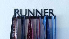 RUNNER RUNNING MEDAL SPORTS DISPLAY,HOLDER,HANGER, RACK, ORGANIZER