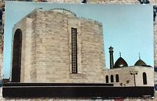 IRAN REZA SHAH PAHLAVI THE GREAT MAUSOLIUM POSTCARD.RARE.