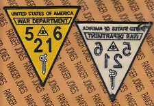 5th Special Forces Group Airborne ODA-5216 SFGA pocket patch