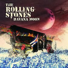 THE ROLLING STONES 'HAVANA MOON' DVD / BLU RAY / 2 CD / BOOK Deluxe Set (2016)