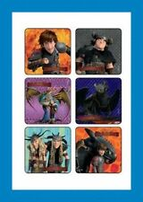 18 How to Train Your Dragon 2 Hiccup Toothless Stormfly Movie Stickers Favors