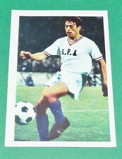 N°101 JOSEPH BONNEL AGEDUCATIFS FOOTBALL 1971-1972 OLYMPIQUE MARSEILLE OM PANINI