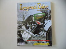 LEGEND BIKE 5/2002 MONDIAL 250/MORINI 500 TURBO/PANTHER 600/GABOR 75/NASSETTI 50