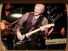 Don Felder Signed Eagles Autograph COA B