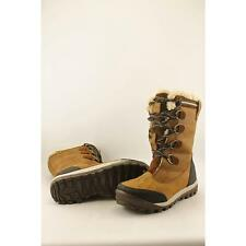 Bearpaw Desdemona Women US 10 Brown Snow Boot Blemish  12024
