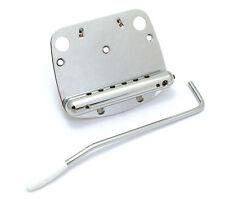 Chrome Vibrato Tailpiece Kit for Mustang® Guitar SB-0224-010