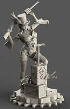 Magic Reality Miniatures Steampunk Lady Dynamite