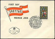 Austria 1967 Margrave Leopold The Holy FDC #C23620