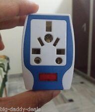 3 Pin UK US Multi Plug...6 amp Universal Plug Adapter / Converter