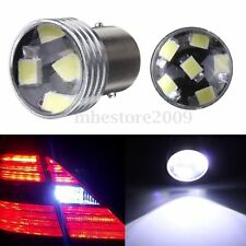 White 1156 BA15S 6 SMD 2835 LED Turn Signal Rear Light Car Bulb Lamp Bulb DC 12V