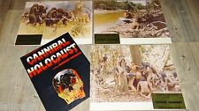CANNIBAL HOLOCAUST  ! ruggero deodato  photos cinema luxe horreur 1979
