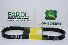 Véritable john deere gator embrayage ceinture M158189 xuv 825i 855D m