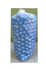 500 BRAND NEW SOFT PLAY BALLS -BALL PIT, POOL , COMMERCIAL GRADE CE - BLUE