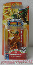 Golden Flameslinger Skylanders Giants Figur - exclusive limited Neu OVP