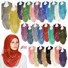 New Large Maxi Plain Scarf Viscose/Rayon Shawl Hijab Big Sarong Wrap Cape Scarfs