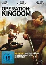 Operation Kingdom - Jamie Foxx - DVD - OVP - NEU