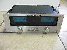 MARANTZ MODEL 250 M 250M POWER STEREO AMPLIFIER AMP VERY NICE & CLEAN !