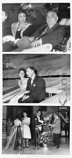 CIRQUE 3 Photos MEDRANO BOUGLIONE Bd Rochechouart 1963