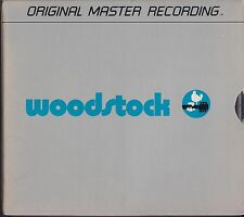 "MFSL-MFCD 4-816 VARIOUS ARTISTS "" WOODSTOCK ""(MFSL-CD-4-BOX/USA/FACTORY SEALED)"
