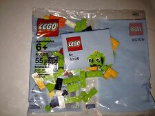 LEGO January 2015 Alien And Space Dog 40126 NEW Polybag Rare 200 Per Store