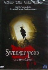 DVD SWEENEY TODD - Ray WINSTONE / Tom HARDY - David MOORE - NEUF