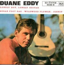 ★☆★ CD Single  Duane Eddy Lonely boy, lonely guitar - EP 4-track CARD SLEEVE ★☆★