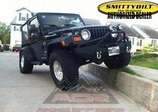 """Smittybilt Black 6"""" Wide Fender Flares Jeep Wrangler TJ 17190 AOR"""