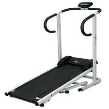 Lifeline -treadmill manual foldable run jogger machine for home gym