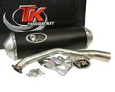 Scarico per Suzuki Burgman 250 AN250 Carburatore BJ.1998-2002 Turbo Kit GMax 4T