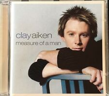 Measure of a Man by Clay Aiken (CD, Oct-2003, RCA)