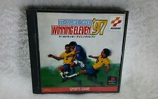 World Soccer Winning Eleven '97 (Sony PlayStation 1, 1996) Japanese Import PS1