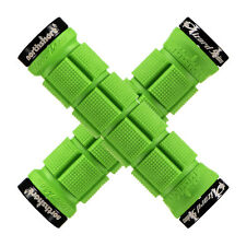 Lizard Skins Northshore - Lock On MTB Handlebar Grips - Lime Green