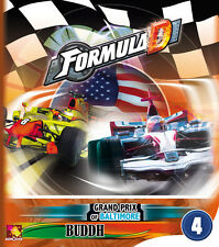 Formula D Circuits #4: Baltimore & India Buddh, Expansion Set, New!