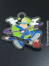 Disney LE Pin WDW Artist Choice 2000 #2 Space Man Spaceman Mickey FREE SHIP