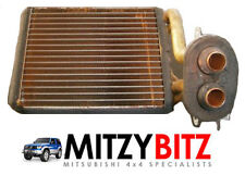 GENUINE USED MITSUBISHI PAJERO SHOGUN MK2 91-99 HEATER MATRIX