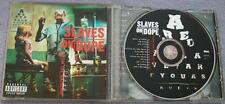 SLAVES ON DOPE Inches From The Mainline HEAVY METAL Hard Rock CD