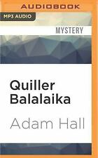 Quiller: Quiller Balalaika 19 by Adam Hall (2016, MP3 CD, Unabridged)