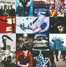 NEW Achtung Baby by U2 CD (CD) Free P&H