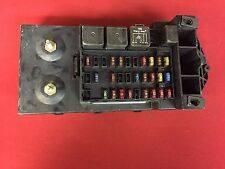 99 00 FORD F250 F350 INTERIOR FUSE PANEL JUNCTION BOX RELAY F81B-14A067-AF xp x7