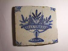 Delft Tile c. 18th / 19th  century   (e)