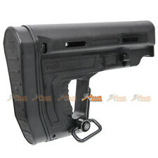RS1 Foldable Stock for Airsoft M Series AEG (Black)