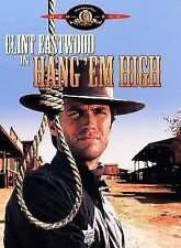 Hang 'Em High (DVD, 2009) Clint Eastwood, a western classic