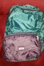 Avon presidents club recognition program  foldable backpack 2013-2014 gala event