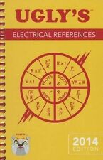 Ugly's Electrical References 2014 Edition Pocket Size Spiral -NEW-Jones&Bartlett